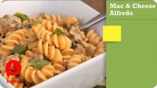 How To Make Mac & Cheese Alfredo With Italian Sausage | Shortcuts From A Chef | Babble
