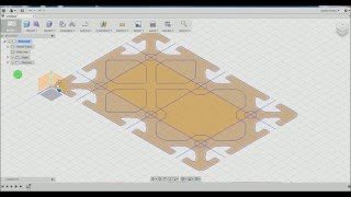 How to insert a DXF in Fusion 360