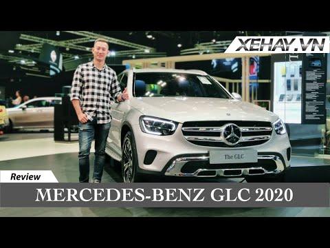 Xem trước Mercedes GLC 200 2020 lắp ráp Việt Nam   XE HAY