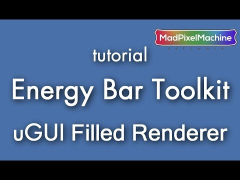 Energy Bar Toolkit - uGUI Filled Renderer