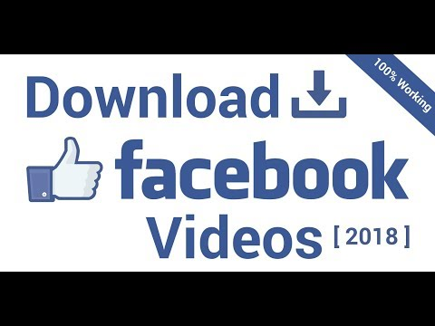 |HOW DOWNLOAD VIDEOS FROM FACEBOOK| 100% WORKING 100% SAFE