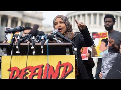 llhan Omar: Anti-Semitism? Or Fear of Open Debate on Israel?