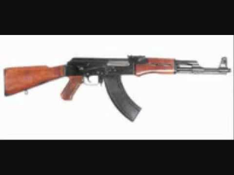 AK 47 Sound Effects with FREE MP3 Download!   YouTube