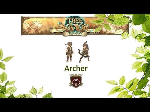 Tree of Savior Archer Class CBT : สกิลหลากหลาย กับ สายนายพราน