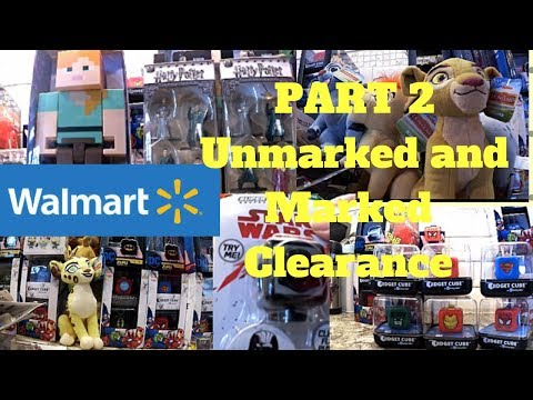 Biggest Walmart Clearance Haul Ever!!! I Part 2