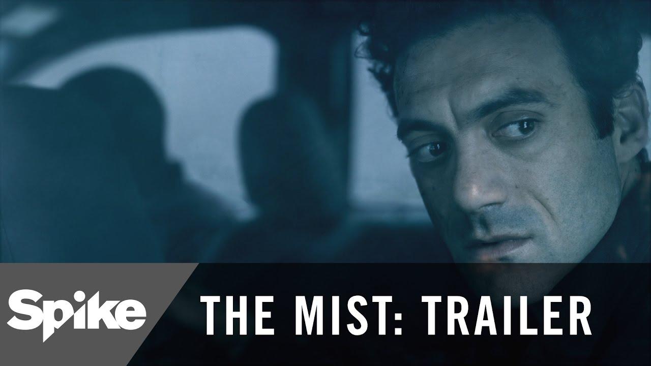 Resultado de imagem para the mist serie Spike