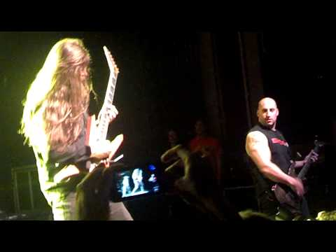 All That Remains - Down Through The Ages Live
