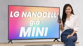 Smart Tivi LG Nanocell: Tivi thông minh góc nhìn rộng cho gia đình! (55NANO79TND) • Điện máy XANH