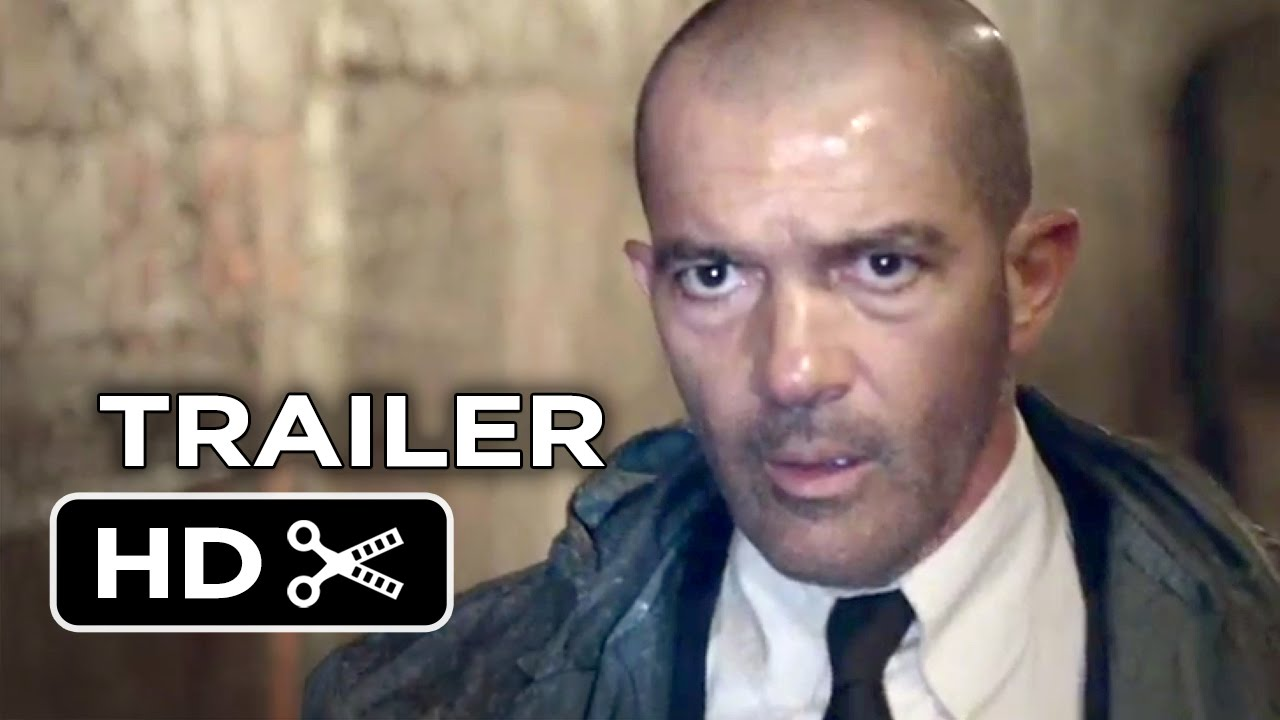 Automata Official Trailer 1 2014 Antonio Banderas Sci
