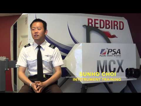 Pacific States Aviation Korean Students Messages