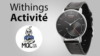 Обзор Withings Аctivité. Не просто швейцарские часы.(, 2015-03-25T13:25:15.000Z)