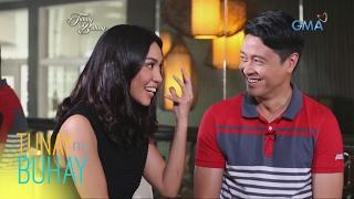 Tunay na Buhay: Paano nga ba nagsimula ang love story ng #AiMark?