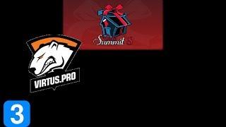 VP vs Sacred Game 3 Dota Summit 8 Highlights Dota 2