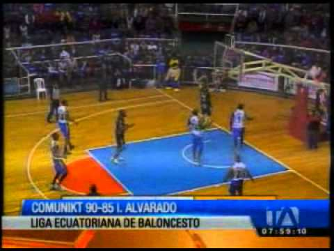 Barcelona ganó a UTE en la Liga Nacional de Baloncesto