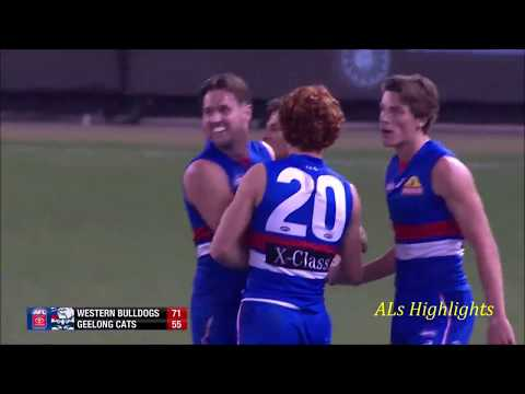 Western Bulldogs Goals | 2019 Round 16 Vs Geelong