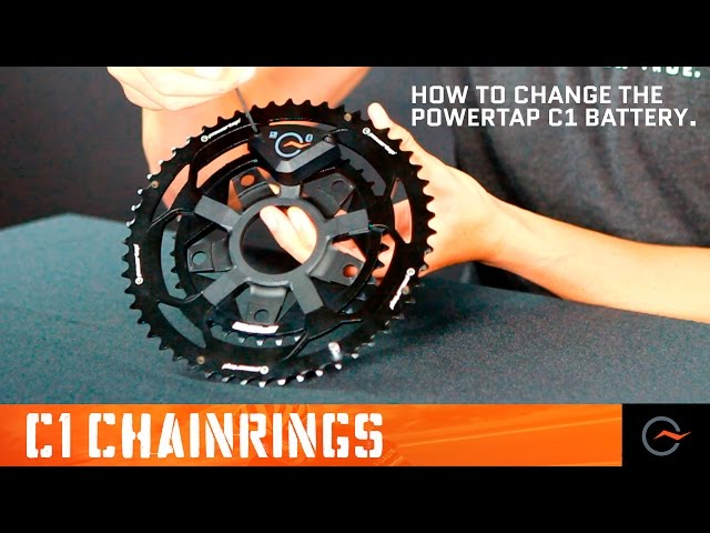 Battery Install For The C1 Chainrings