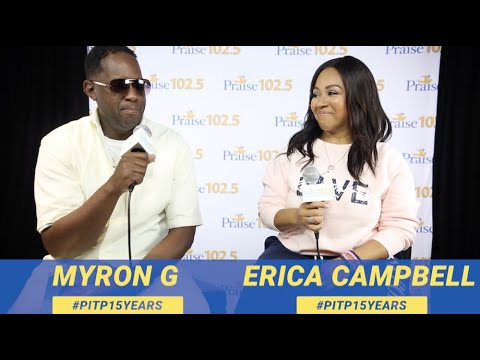 Erica Campbell Addresses How the Media Twisted Her Take On Self-Pleasure [Praise In The Park 2019]