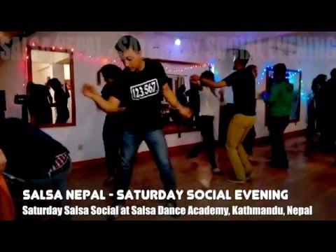 Salsa Social Saturday at Salsa Dance Academy (SalsaNepal)