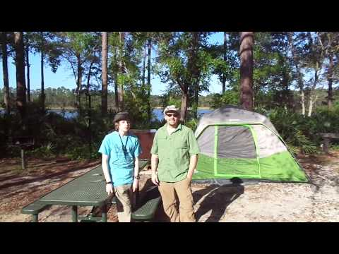 Meeting Sloanes Wilderness Expeditions in the Ocala National Forest