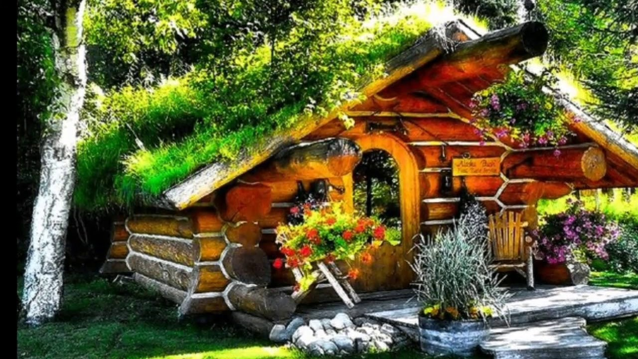 Awesome Another Hobbit Style Tiny House Rental In