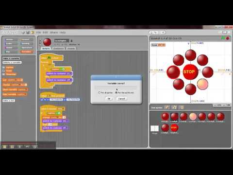 Scratch Speed Program 3 min.