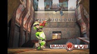 Quake Live CA Gameplay 2017