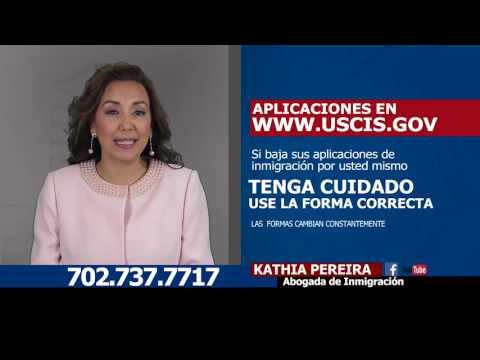 Kathia Pereira FORMAS DE INMIGRACION