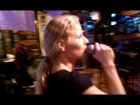 Qik - overtime sports cafe karaoke pt. 2 by MB scene