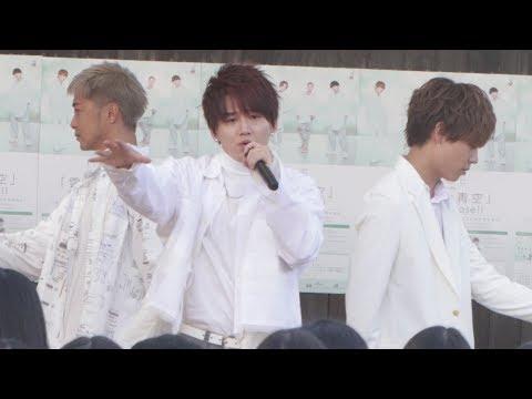5人組グループDa-iCEがさいたま新都心で新曲披露! 岩岡徹がメイプル超合金・安藤なつにプロポーズされる!?