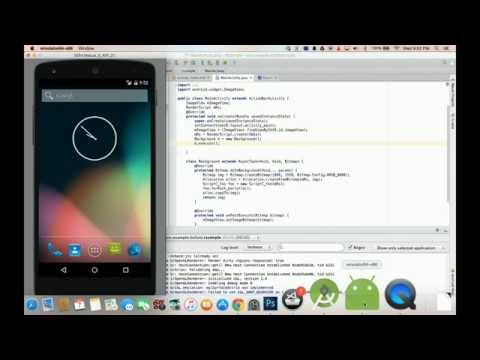 Using RenderScript  in Android Studio in 8 min