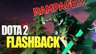 Dota 2 Flashback - Miracle's massacre!