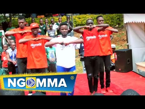 Bruz Newton Zigwembe Performance At Kanjuri High School (Part 1)