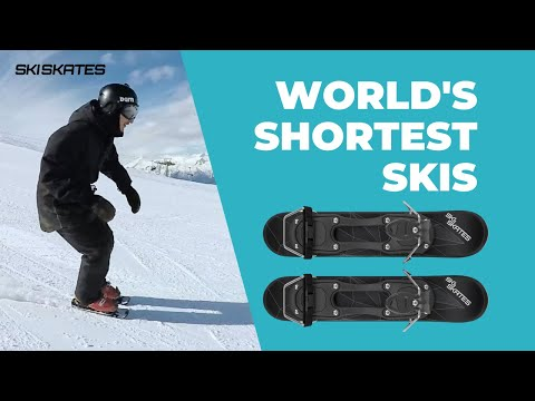 Skiskates - Skis