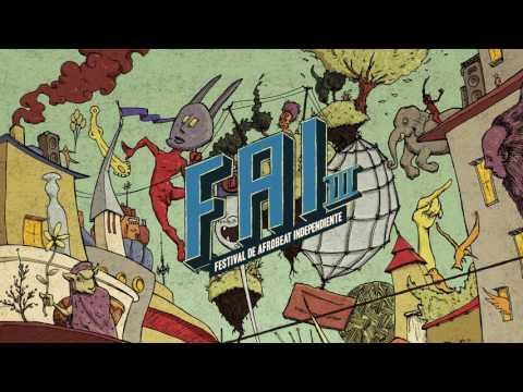 3er Compilado de Afrobeat de Buenos Aires, Argentina (FAI) EDICION INTERNACIONAL