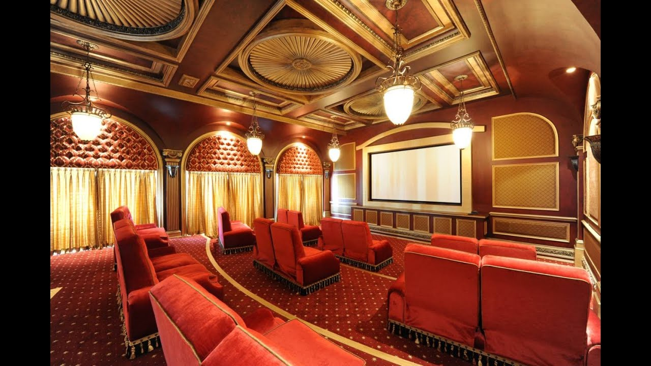 30 epic home theaters compilation dream home theaters for House with home theater for sale