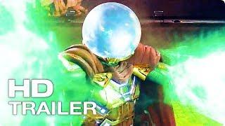 ЧЕЛОВЕК-ПАУК׃ ВДАЛИ ОТ ДОМА Русский Трейлер #2 (MARVEL, 2019) Том Холланд SuperHero Movie HD