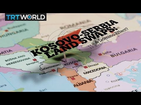 Kosovo-Serbia Land Swaps: A domino effect?