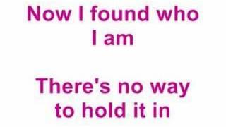 Demi Lovato ft. Joe Jonas- This Is Me with lyrics