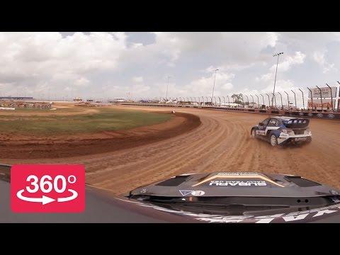 360º – 2014 Red Bull Global Rallycross Charlotte
