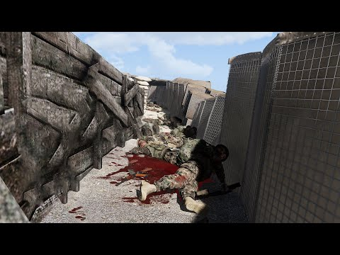 Arma 3 Movie: Nagorno-Karabakh Conflict