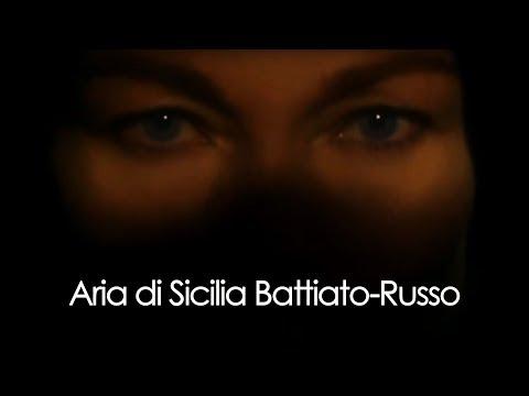 Aria di Sicilia Battiato-Russo (Mash up video by Romantic Retrò)