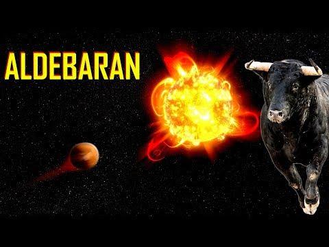 Aldebaran ! Olho Do Touro ! Space Engine