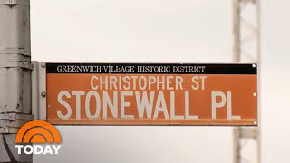 Stonewall Riots: Witnesses Mark 50 Years Since Historic Rebellion   TODAY