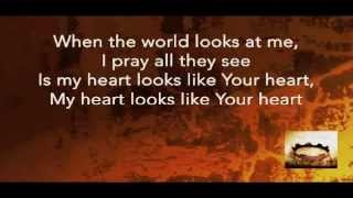 Chris Tomlin Your Heart (DAVID) - Official Lyric Video