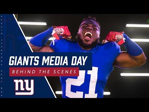 Giants 2019 Media