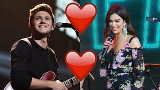 Video Dua Lipa talking about Niall Horan live download MP3, 3GP, MP4, WEBM, AVI, FLV Maret 2018