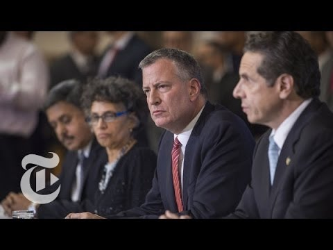New York Ebola Case Confirmed by Mayor | The New York Times