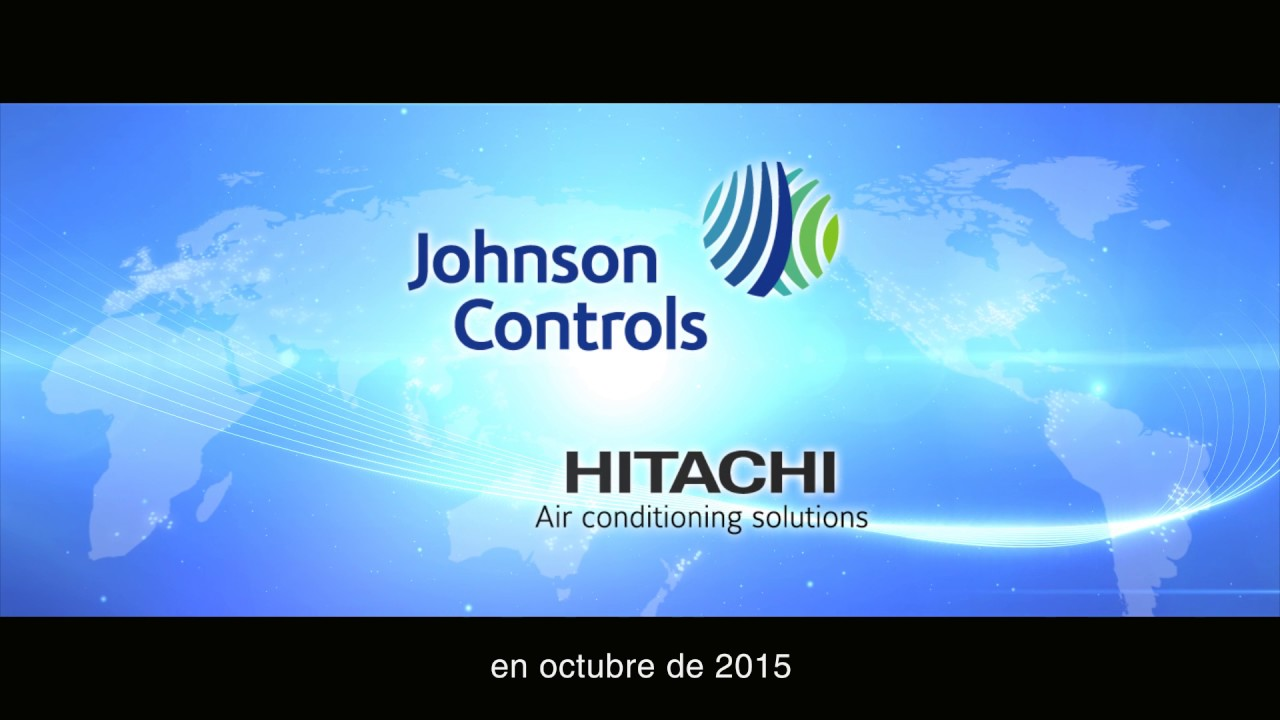 Conoce Johnson Controls Hitachi Youtube