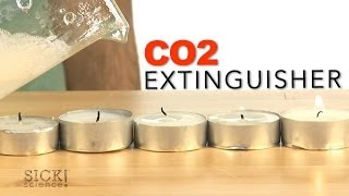 CO2 Extinguisher - Sick Science! #170