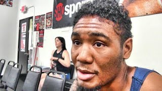 Danny Jacobs sparring partner Thomas Hill opens up on working with Canelo's next opponent